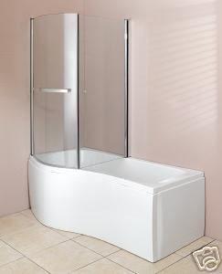 11 jet whirlpool shower p shaped shower bath amazon co uk p shaped right handed 6 jet whirlpool shower bath with