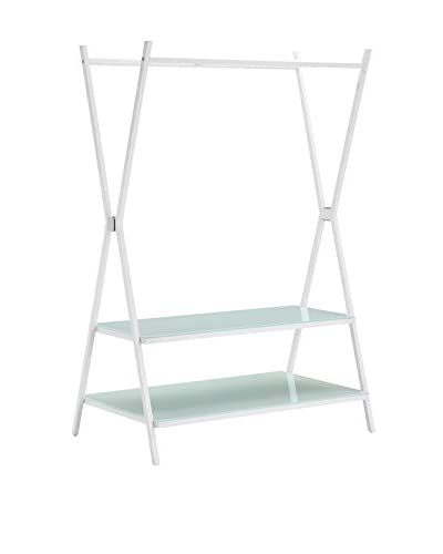 Zuo Xert Coat Shelf, White