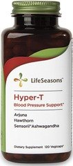 Lifeseasons Hyper-T Blood Pressure Support