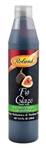 Roland Balsamic Glaze, Fig, 12.9-Ounce Bottles (Pack of 2)