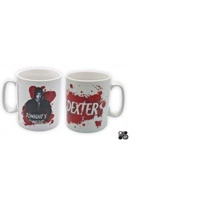 AbyStyle - Mug - Dexter Tonight the Night - 3760116310536