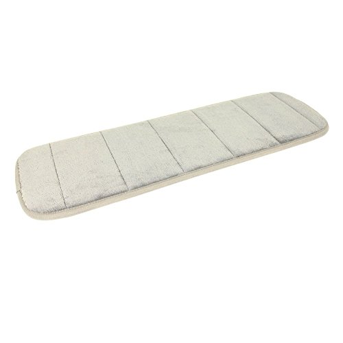 SUMLINK Loving High Density Space Memory Cotton Mats Keyboard Pads Computer Wrist Elbow Pad Lying Sleeping Pad for Office Table Computer Desktop (7.9