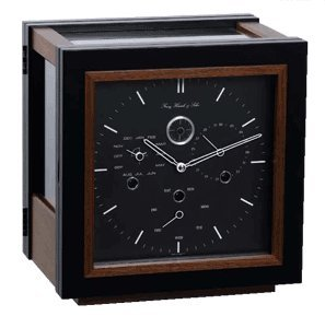 Hermle Monaco Table Clock Sku# 22999030352