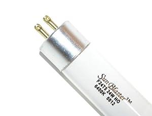 "24"" Grow Light Bulb - 6 pack of 24"" (2 ft or 61cm) T5 HO Fluorescent Grow Light Replacement Bulb, Full spectrum 6400K High Output 24 watt SunBlaster grow light bulb"
