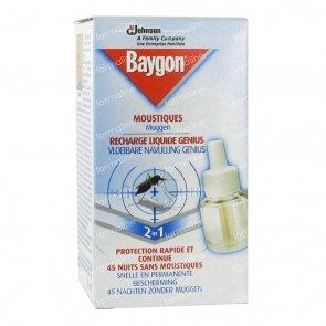 baygon recharge anti moustiques baygon genius recharge liquide 26ml cuisine maison. Black Bedroom Furniture Sets. Home Design Ideas