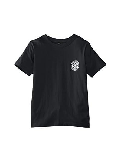 Independent Camiseta Manga Corta Blanco