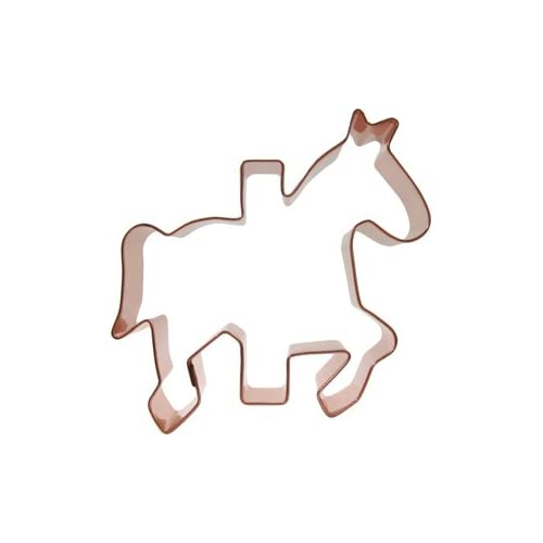 Amazon.com: Carousel Horse Cookie Cutter: Kitchen & Dining