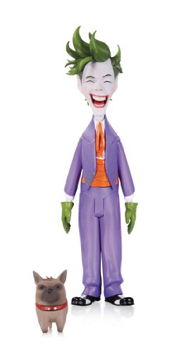 DC Collectibles Batman: Lil Gotham: Joker Mini Action Figure