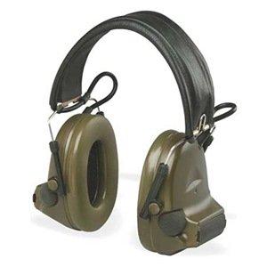 Dual Comtac Ii Headset, Neckband Style