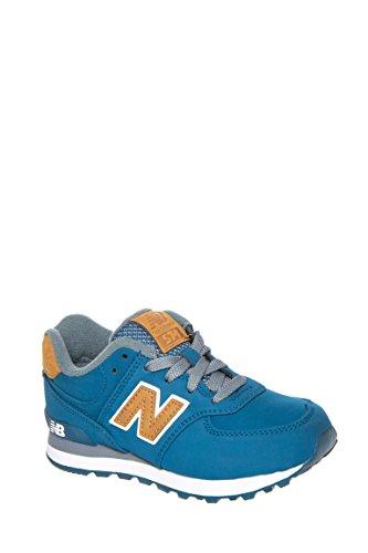 Boy's KL574DWP Low Top Sneaker