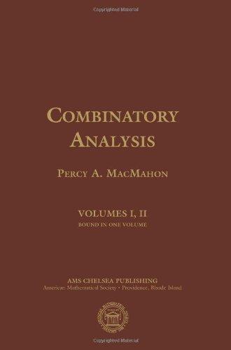 Combinatory Analysis