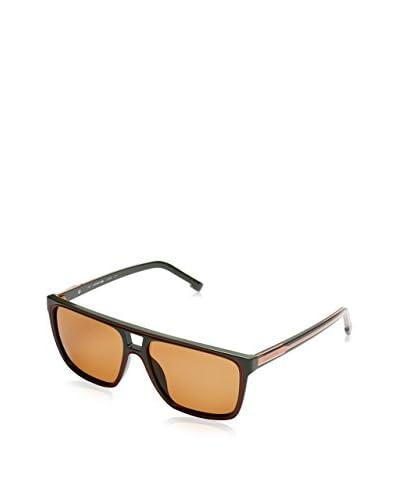 Lacoste Gafas de Sol L743S (58 mm) Negro