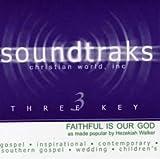 echange, troc Hezekiah Walker & Lfc - Karaoke: Faithful Is Our God
