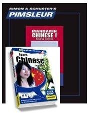 Pimsleur Chinese Mandarin Comprehensive Level 1 & Talk Now Chinese