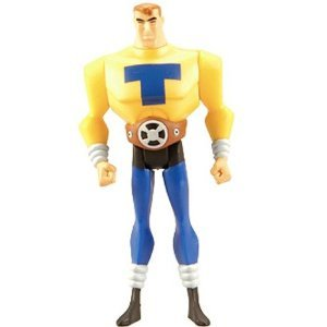 Tom Turbine Justice Guild DC Universe Justice League Unlimited Action Figure