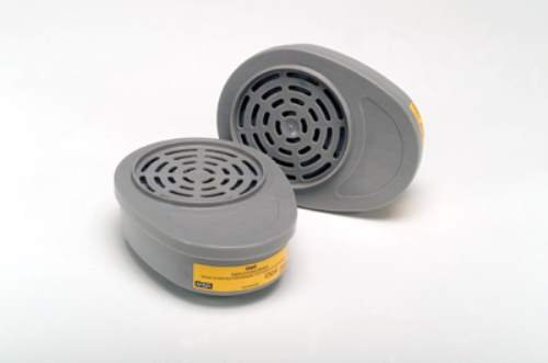 MSA GMC Cartridge For Advantage Series Air Purifying Respirator. Purchase of 3 Packs