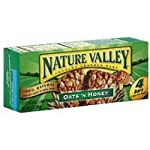 Nature Valley Oats 'N Honey Granola Bars (Case of 16)
