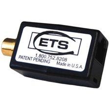 Ets Pa801 Line Level Analog Audio Balun Rca Female To Rj45