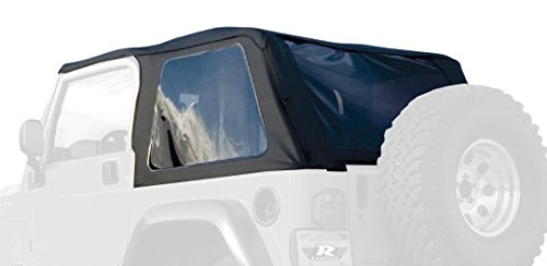 Rampage Jeep 109735 Trail Top Frameless/Bowless Sailcloth (99 Wrangler Top compare prices)