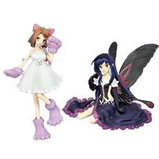 アクセル・ワールド アバターフィギュア 黒雪姫 ・ チユリ 全2種セット