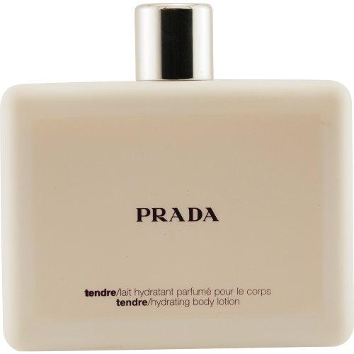 Prada Tendre Perfume by Prada Body Lotion for Women 6 8 Ounce