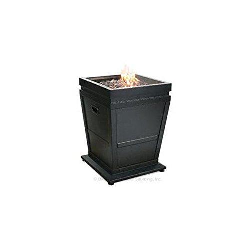 Endless-Summer-GAD15021M-LP-Gas-Outdoor-Fire-Column-Black