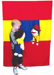 Prestostage Doorway Puppet Stage by PrestoStage