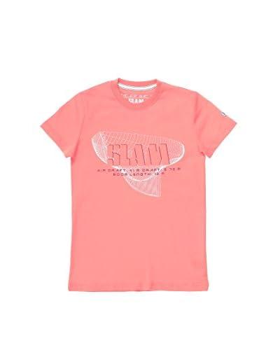 Slam T-Shirt Manica Corta Emine [Corallo]