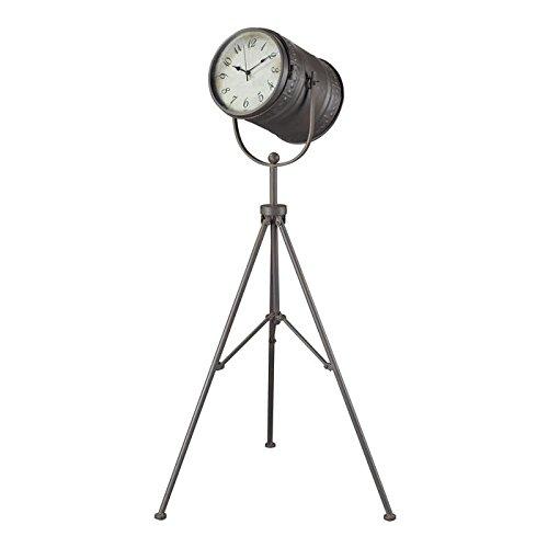 Fallon Floor-Standing Clock with Tri-Pod
