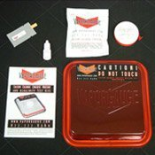 Moisture Test Kit 12 Pack - Calcium Chloride Test Kit by VaporGauge