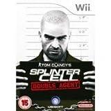 Tom Clancy's Splinter Cell: Double Agent (Nintendo Wii)