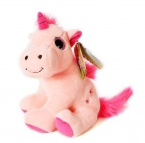 THE-MAGIC-UNICORNS-Plush-Toy-Unicorn-Pink-1130cm-Very-good-quality-Different-models-to-collect