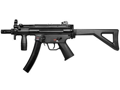 Umarex Heckler & Koch MP5 2252330 BB 40 Rounds 400fps Air Rifle, 0.177 Caliber, Black (Co2 Bb Gun Rifle compare prices)