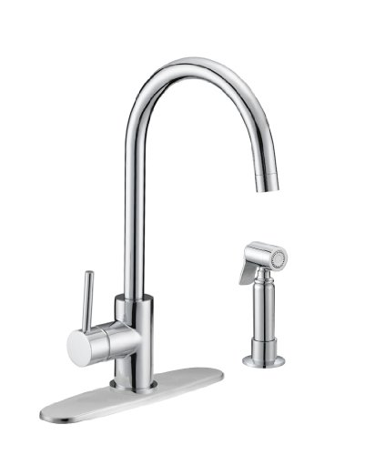 For Sale! One Handle- Single Hole Kitchen Faucet with Spray
