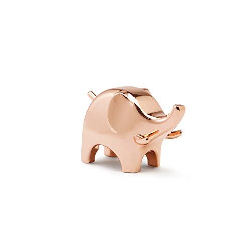 umbra-elephant-zinc-anigram-ring-holder-copper-white