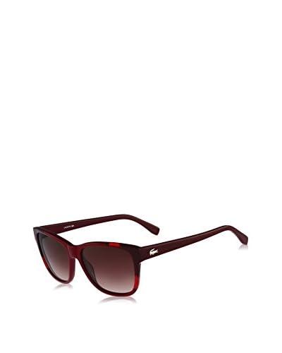 Lacoste Gafas de Sol L775S (55 mm) Burdeos