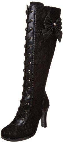 Demonia-by-Pleaser-Womens-Glam-240-Lace-Up-Boot