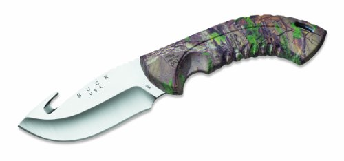 Buck Knives 0393Cmg20 Omni Hunter 12Pt, Guthook, Realtree Xtra Green Camo