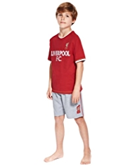 Liverpool Football Club Pyjama Shorts Set