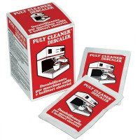 Puly Cleaner Descaler Box of 10 Packets from Puly Caff