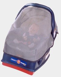 Sasha's Wrap Around Infant Carrier Sun Protector