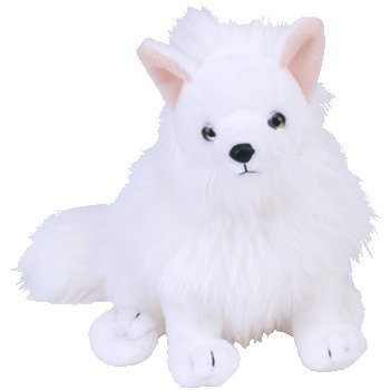 TY Beanie Baby - SNOCAP the Snow Fox