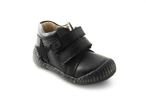 Sneaker in pelle Buffalo, nero, 26
