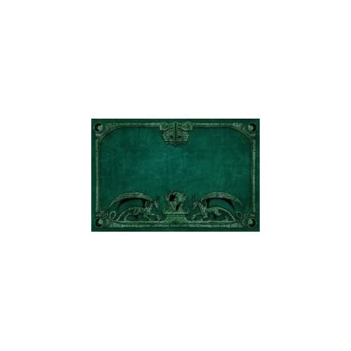 Dragon Shield Playmat Arcane Dragons: Green: Toys & Games
