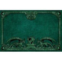 Dragon Shield Playmat Arcane Dragons: Green
