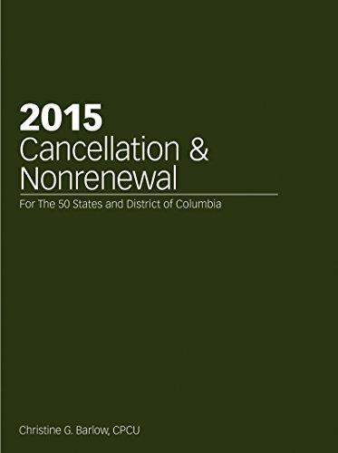 2015 Cancellation & Nonrenewal PDF