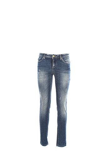 Jeans Donna Kocca 30 Denim A16ppd348402un0587 Autunno Inverno 2016/17