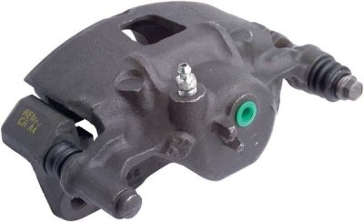 Cardone 19-B1047 Remanufactured Import Friction Ready (Unloaded) Brake Caliper