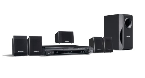 Panasonic SC-PT160EB 5.1 ch Home Cinema System - Black Black Friday & Cyber Monday 2014