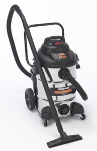 ShopVac (SHV9621310) Shop Vac Professional 12 Gallon Stainless Steel Vacuum